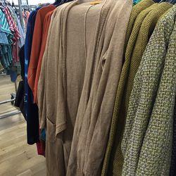 Sweaters, $40
