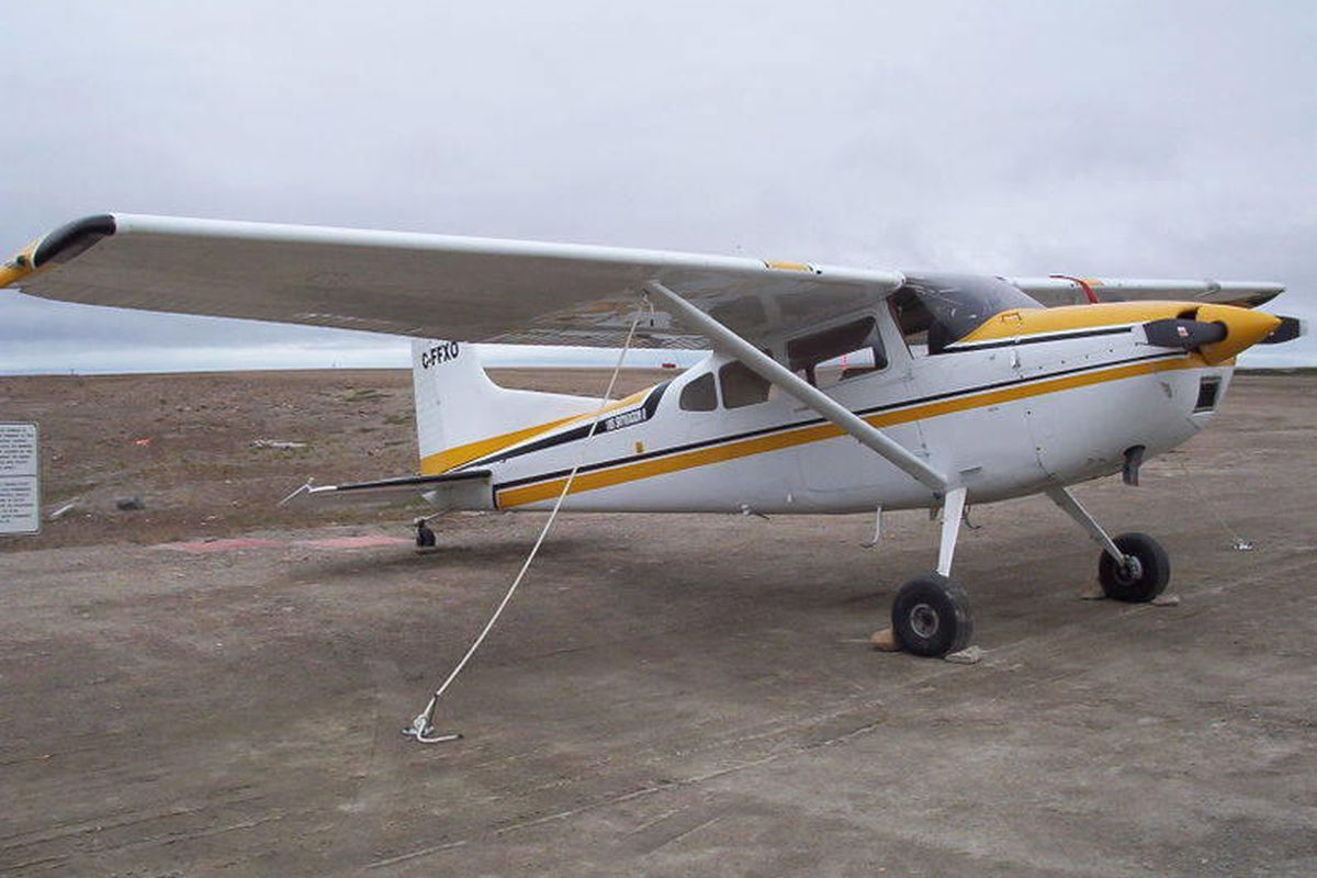 A Cessna Skywagon II 185 is seen in this file photo.