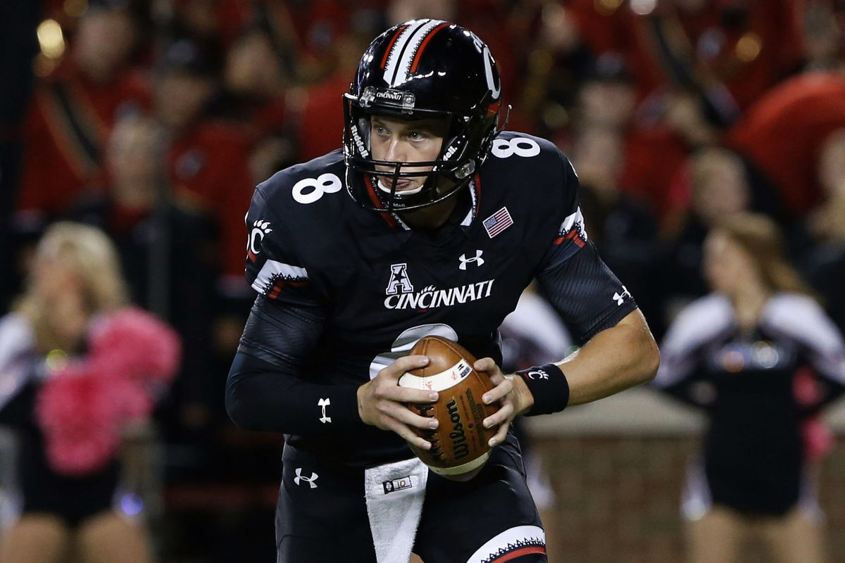 Hayden Moore has helped lead the Bearcats to a 3-2 record.