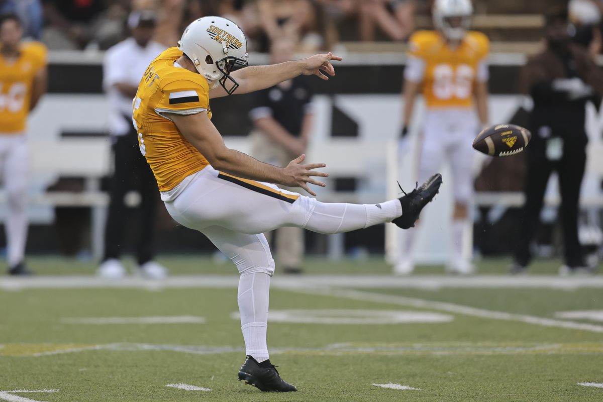 COLLEGE FOOTBALL: SEP 18 Troy at Southern Miss
