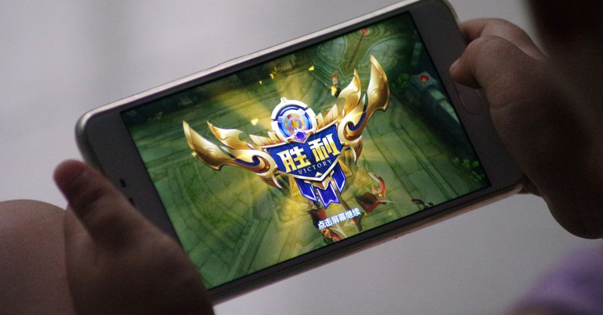 How Tencent's sweeping new facial scans will catch Chinese kids playing past curfew