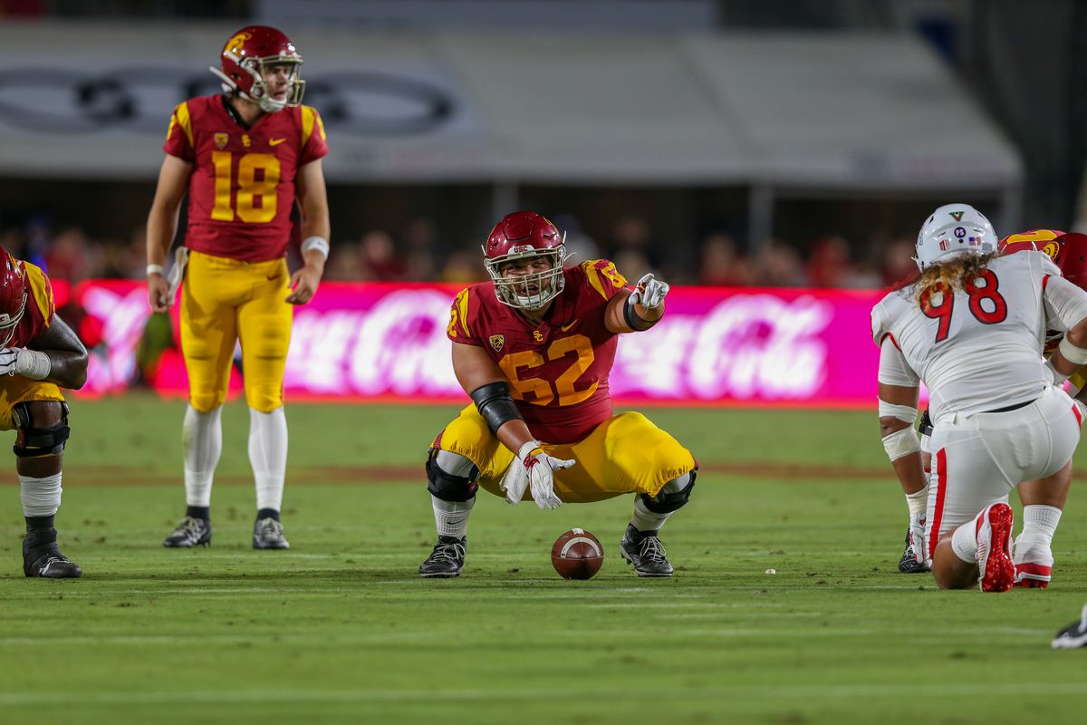 COLLEGE FOOTBALL: AUG 31 Fresno State at USC