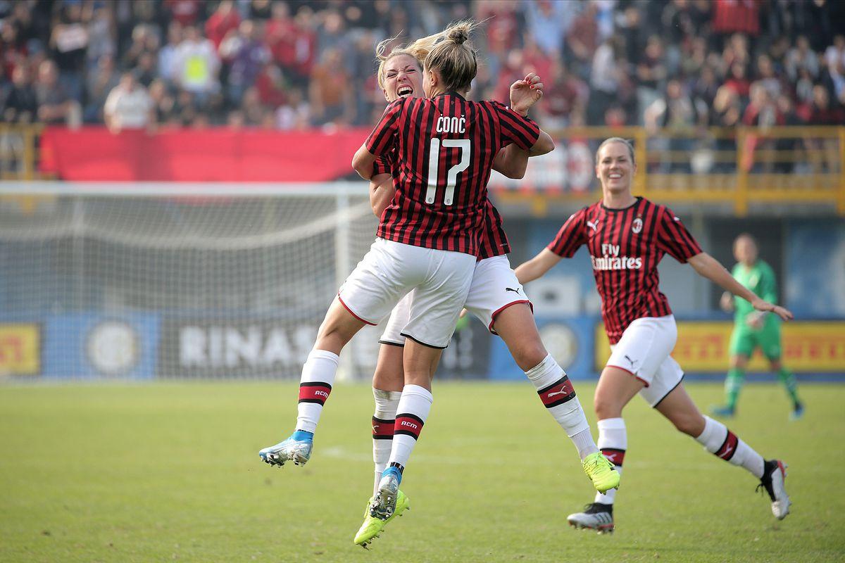 FC Internazionale v AC Milan - Women Serie A