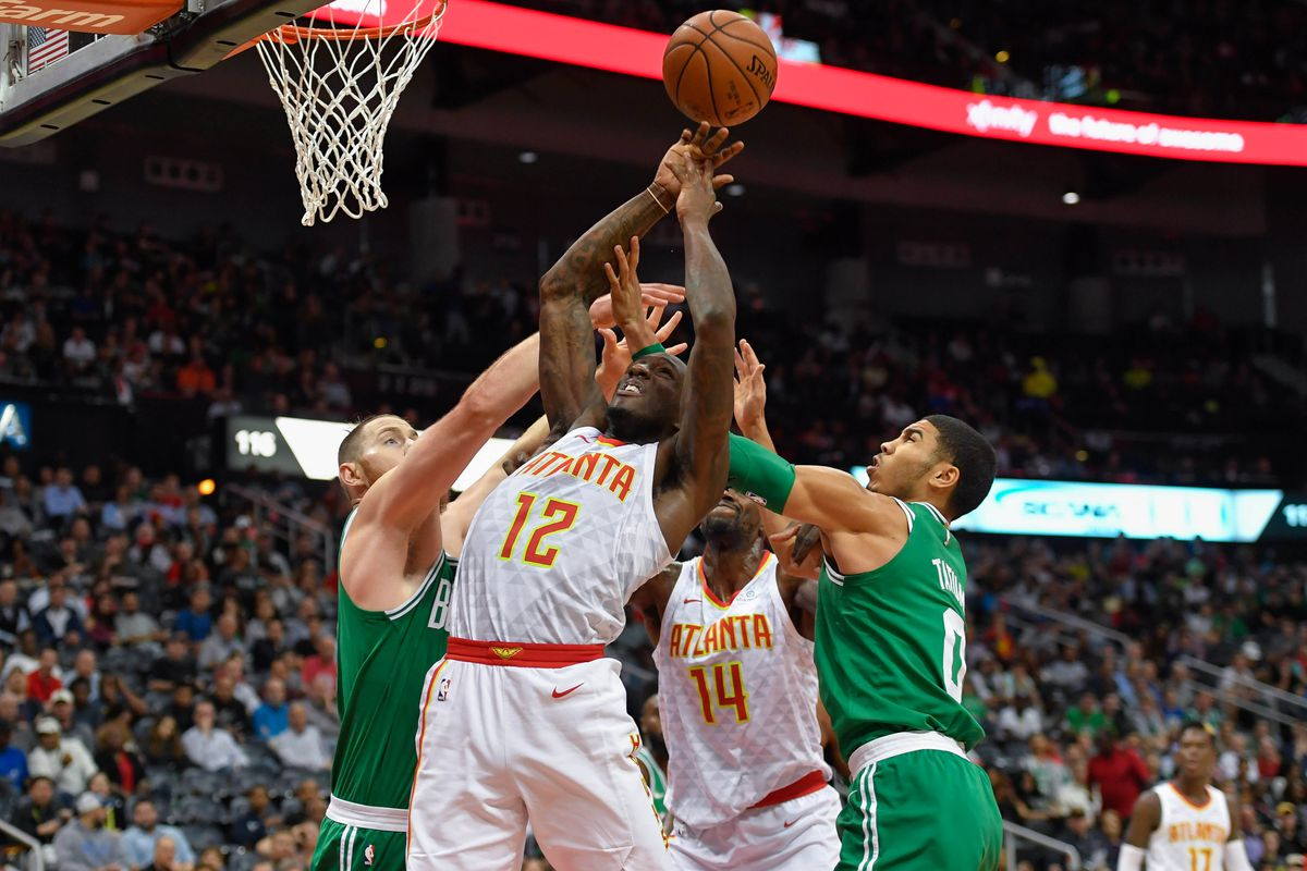 Atlanta Hawks 107 - 110 Boston Celtics NBA Highlights