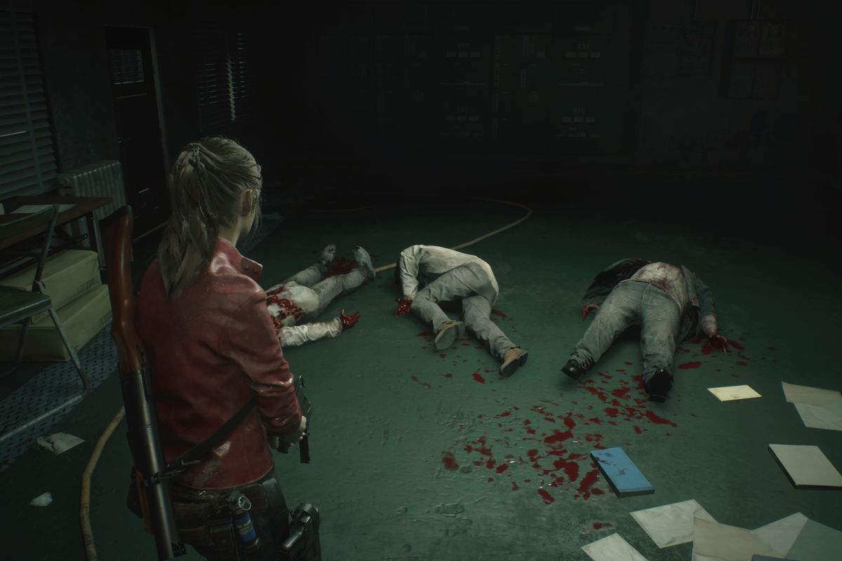 Resident Evil 2 Claire Sewers Walkthrough Find Sherry And