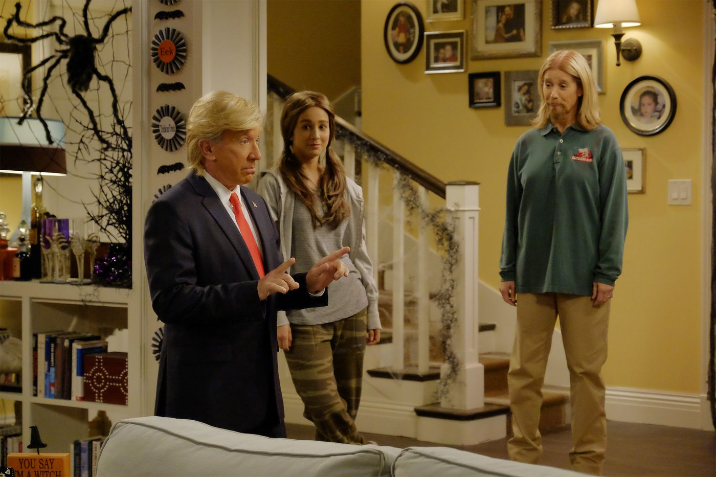 Superb Last Man Standing Review Tim Allens Sitcom Is Back On Fox Download Free Architecture Designs Scobabritishbridgeorg