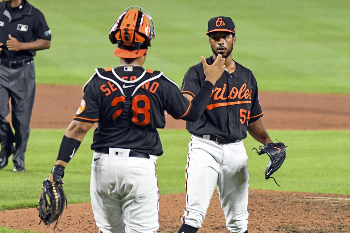 MLB: JUL 23 Nationals at Orioles