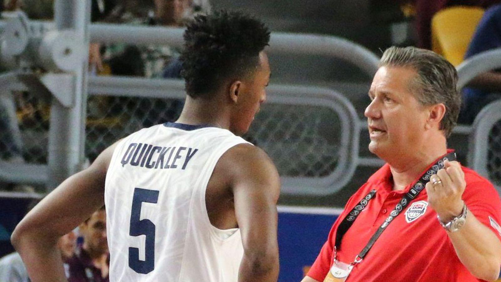 Uk Basketball: Kentucky Wildcats Basketball Recruiting: 2018 Class Big