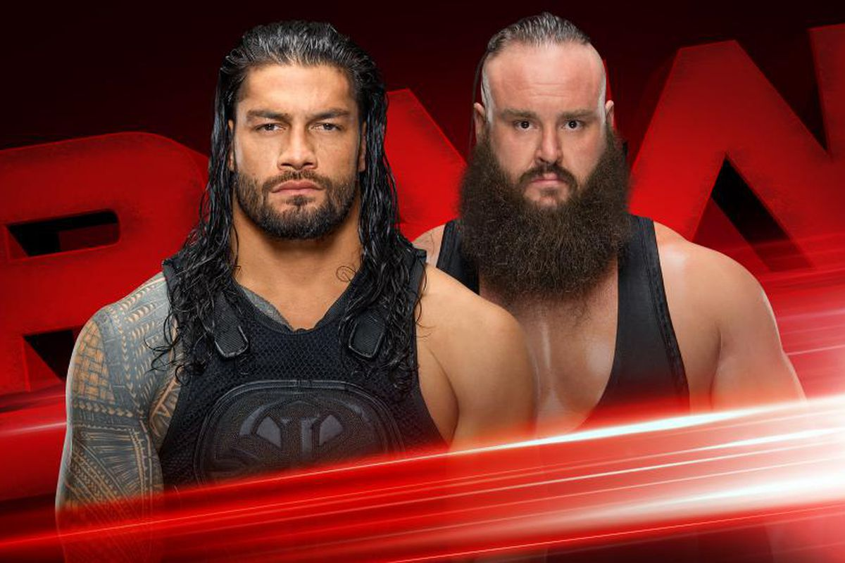 Wwe Raw Results Live Blog Aug 7 2017 Last Man Standing