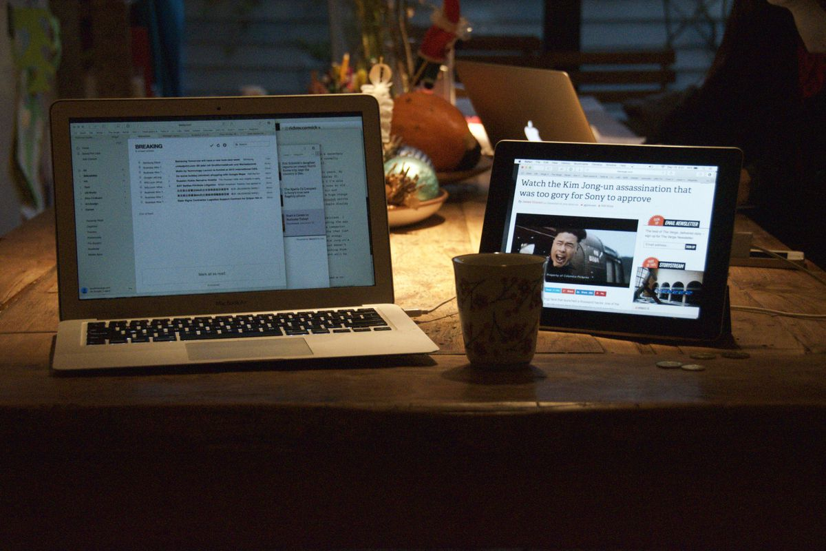 Duet turned my old iPad into a fast MacBook display - The Verge