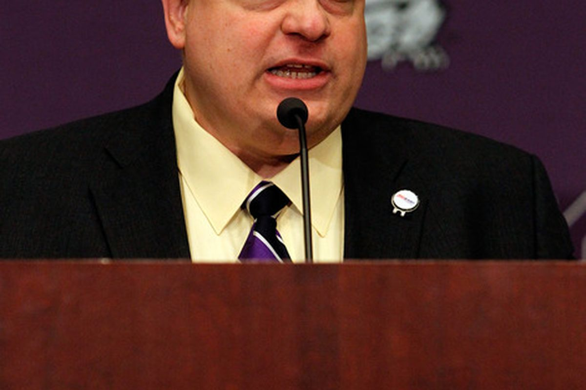 Former Big East commissioner<strong> John Marinatto </strong>was forced out of the position in May after placing the league into turmoil.