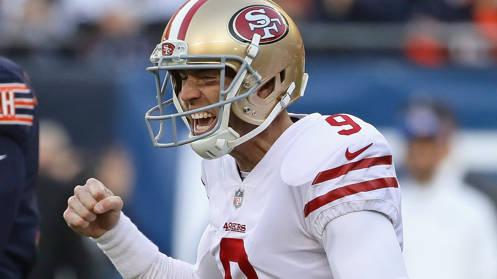Report: 49ers expected to use franchise tag on Robbie Gould