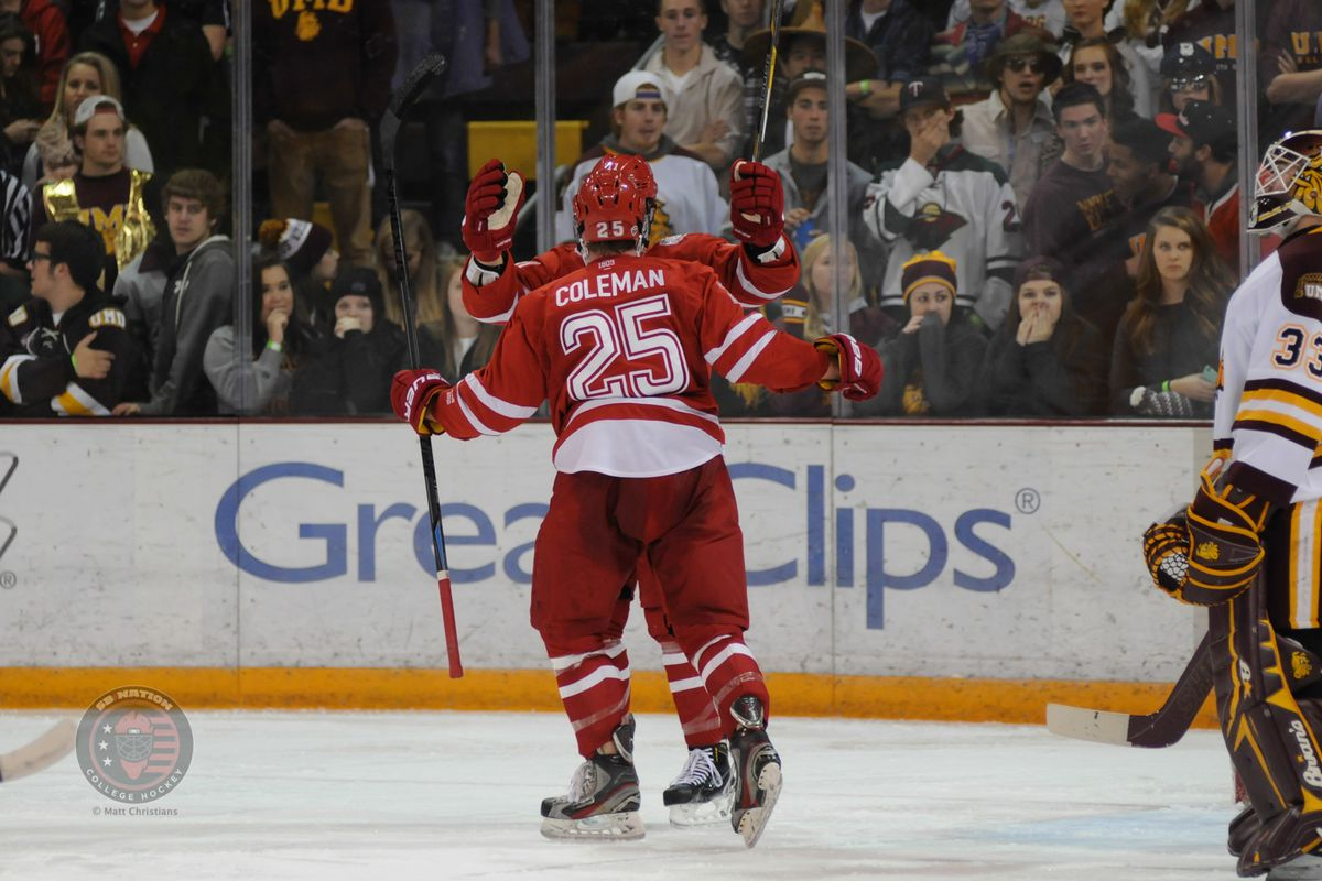 2c802804 Eye on the Future: New Jersey Devils Prospect Blake Coleman - SB ...