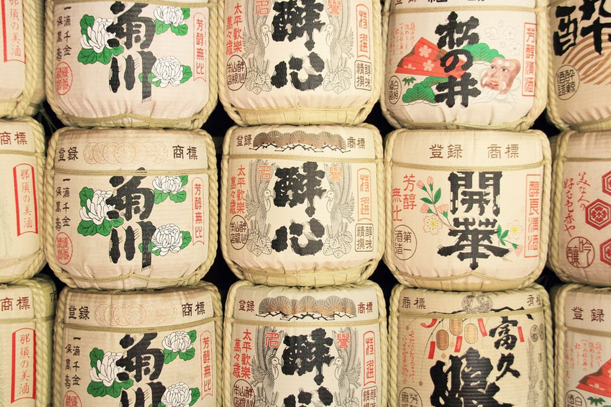 Sake Isn T A Rice Wine And Four Other Myths Dispelled