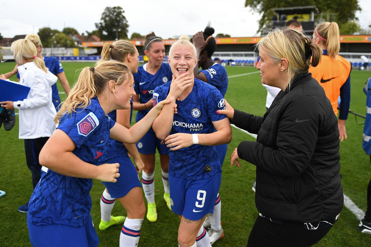 Chelsea Women v West Ham United Women: Continental Tyres Cup