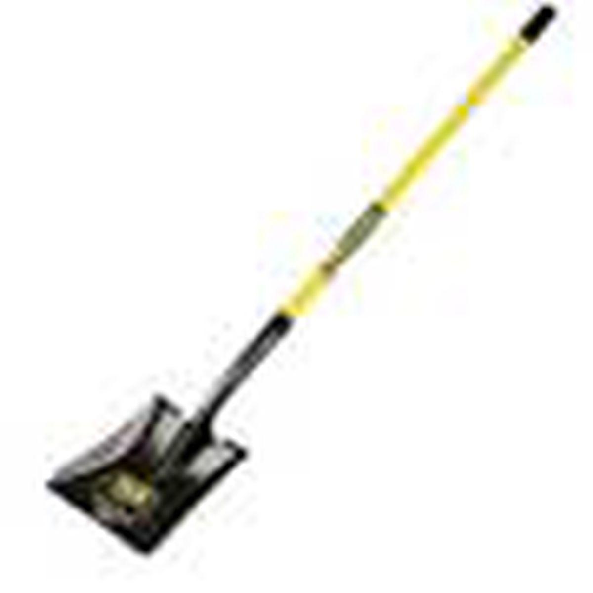 square shovel