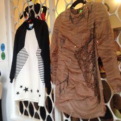 Dress (left): 30; dress (right): $60