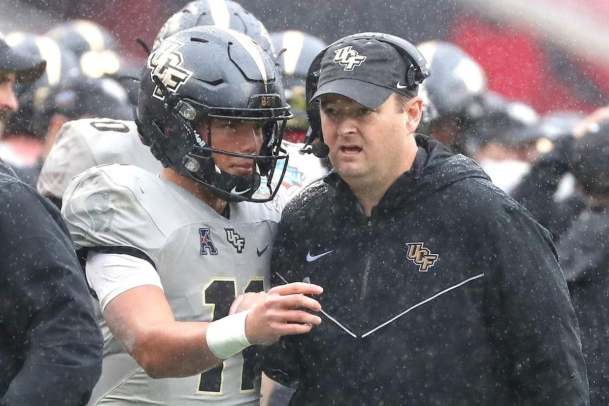 UCF loses to Tulsa, snapping 21-game home win streak