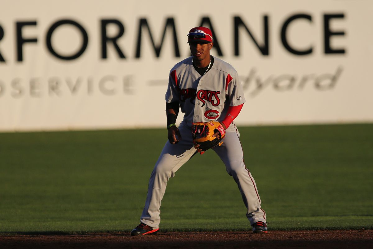 Francisco Lindor was once a Mudcat.