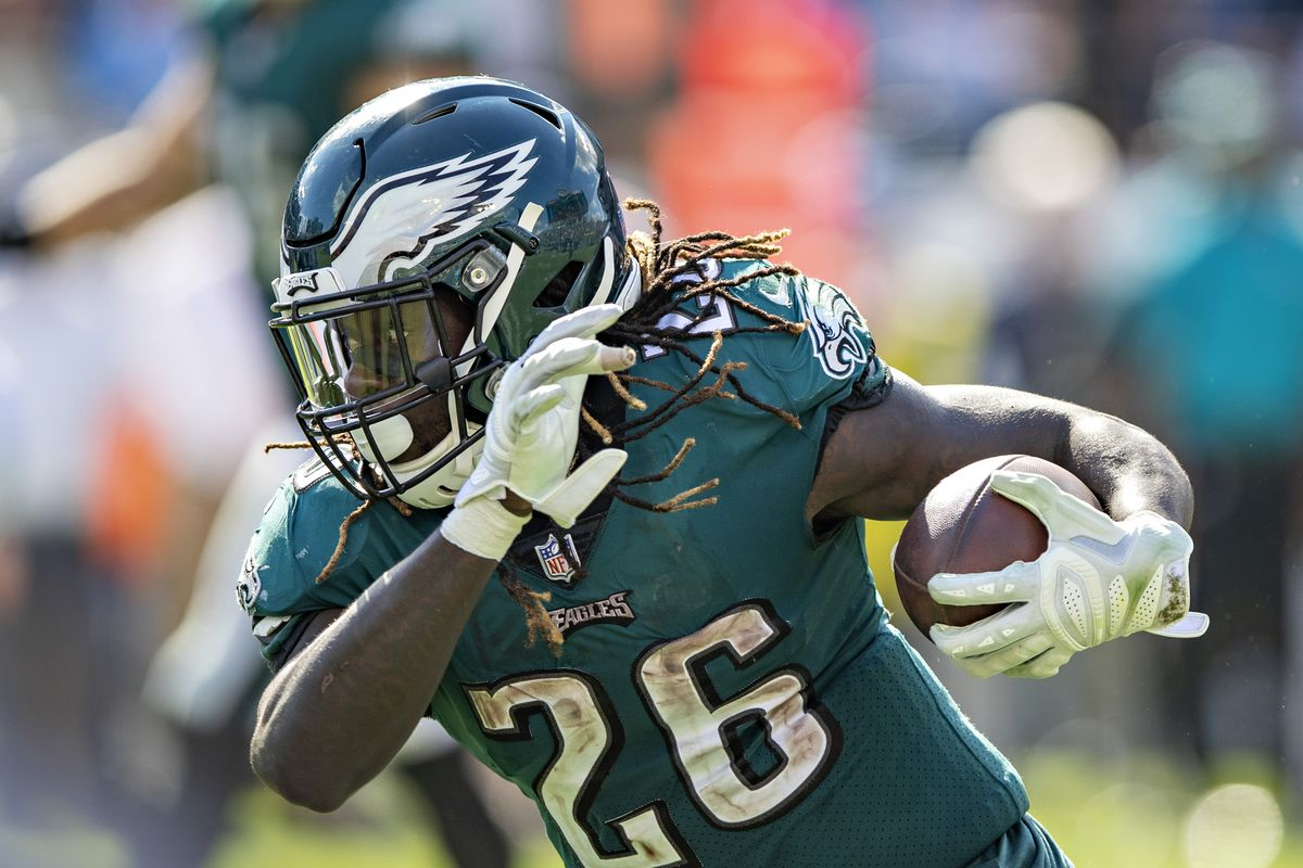 The contract Jay Ajayi signed with the Eagles is unique