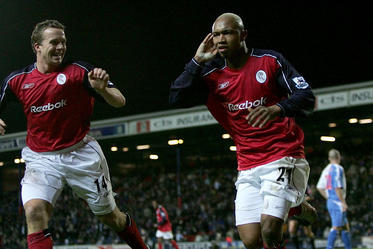 Blackburn Rovers v Bolton Wanderers