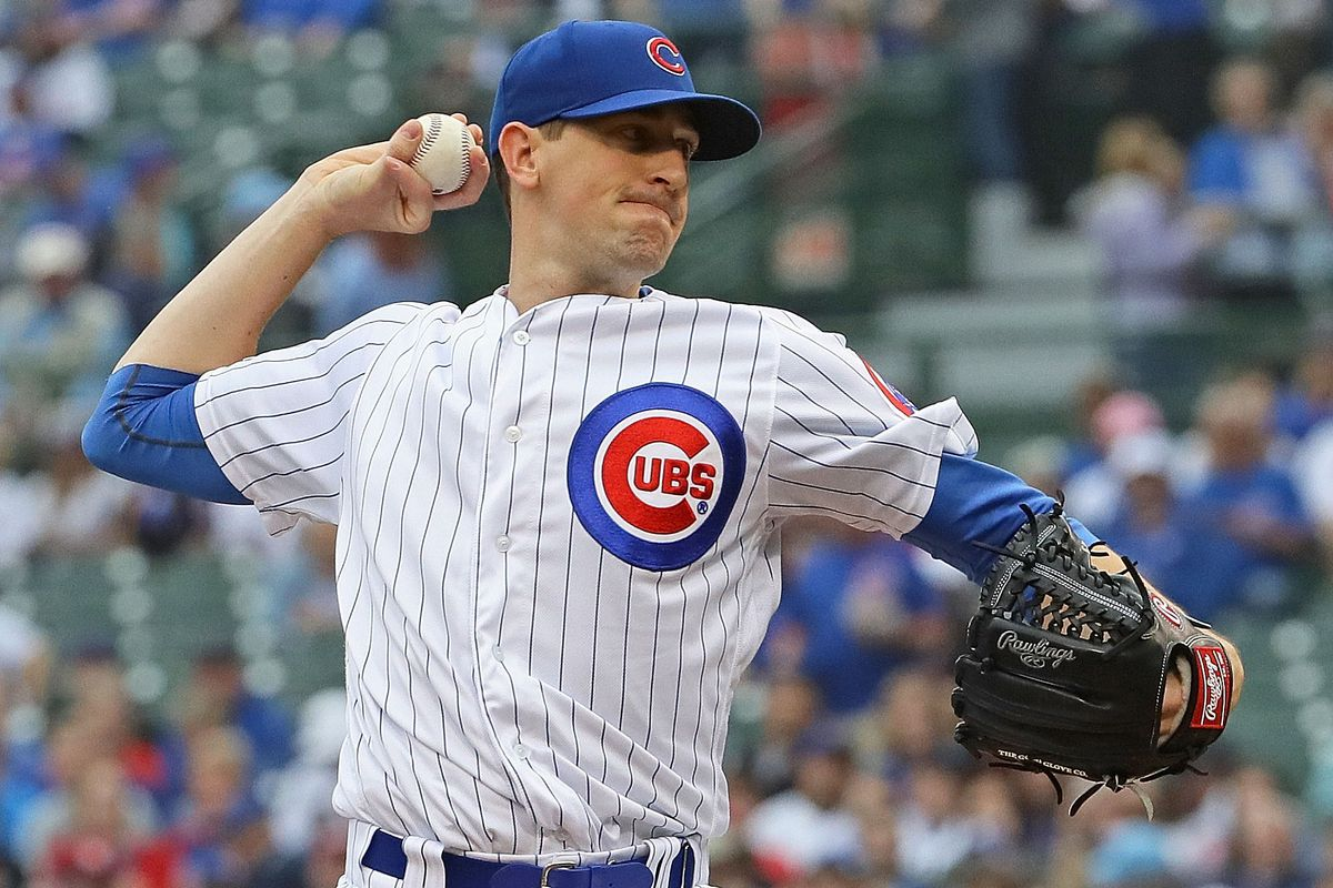 Cubs' Kyle Hendricks progressing well; Adbert Alzolay more than just happy to be here