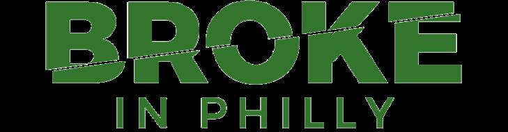 Broke in Philly logo.
