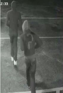 Two suspects robbed a Glendale Heights gas station at gunpoint Sunday night.   Glendale Heights police