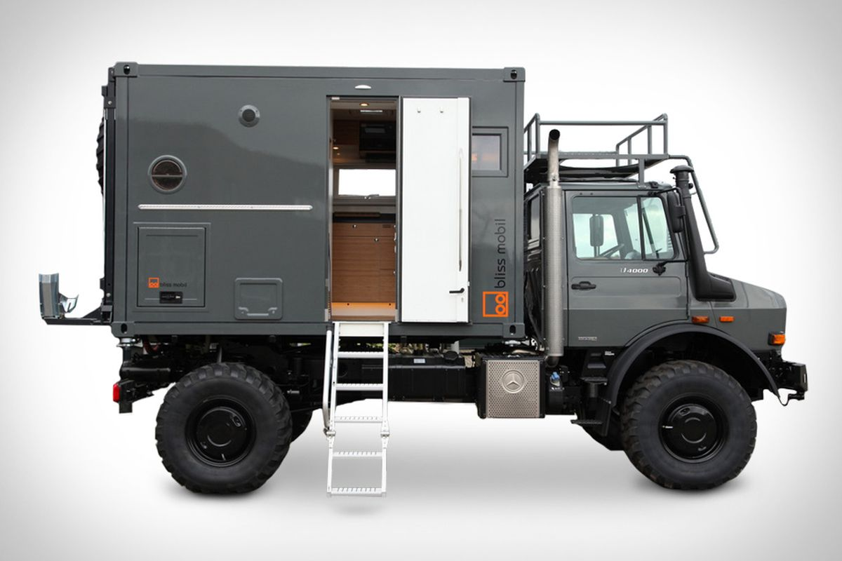 Toyota Of New Orleans >> This rugged truck is an all-in-one home in a box - Curbed
