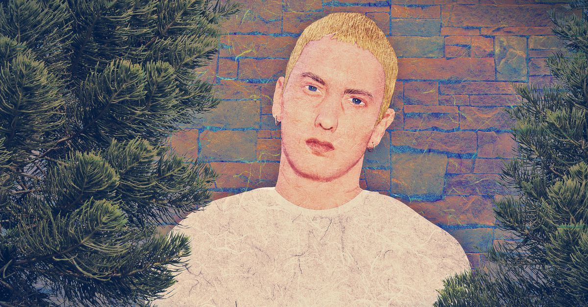 May He Have Your Attention? 'The Marshall Mathers LP' At 20