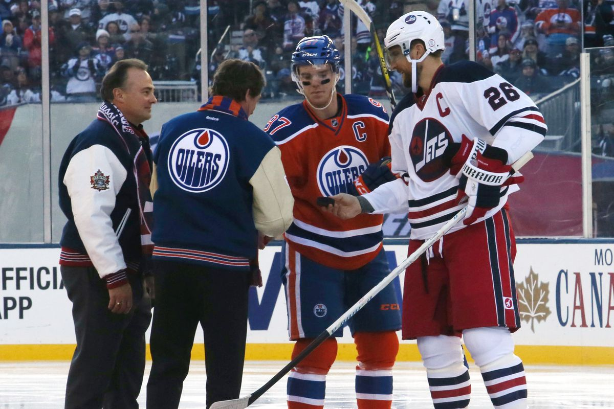 ecb01b1f935 Game Recap: Jets vs Oilers. New, 9 comments. The Heritage Classic weekend  wraps up as the Winnipeg ...