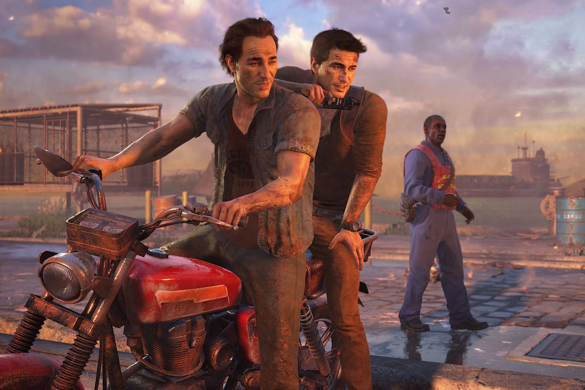 Uncharted S Nathan Drake Doesn T Take Bullet Damage He S Just