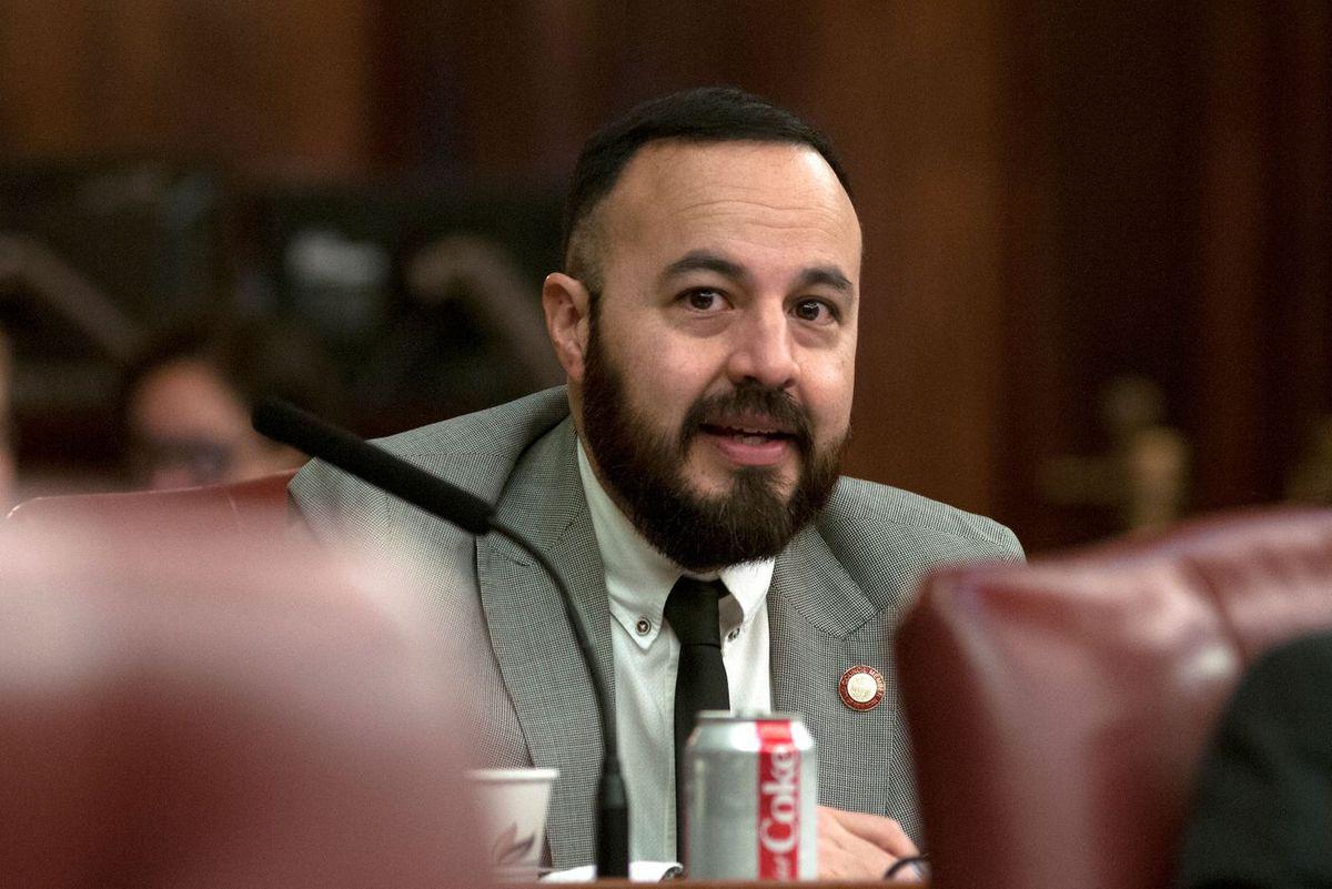 Councilmember Francisco Moya