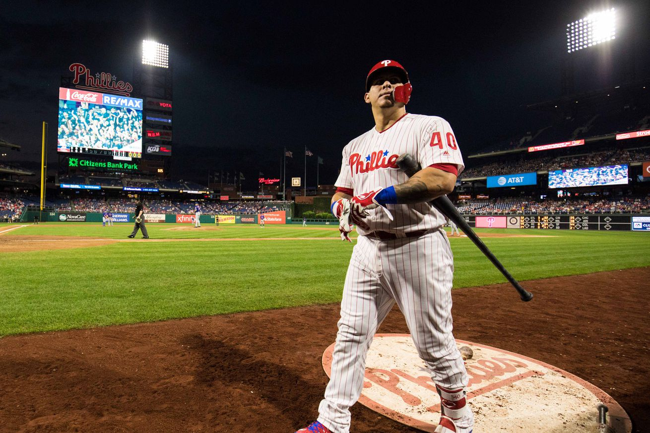 Mets and Wilson Ramos agree to a two year deal, per report