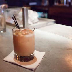 Baby's Last Bourbon.