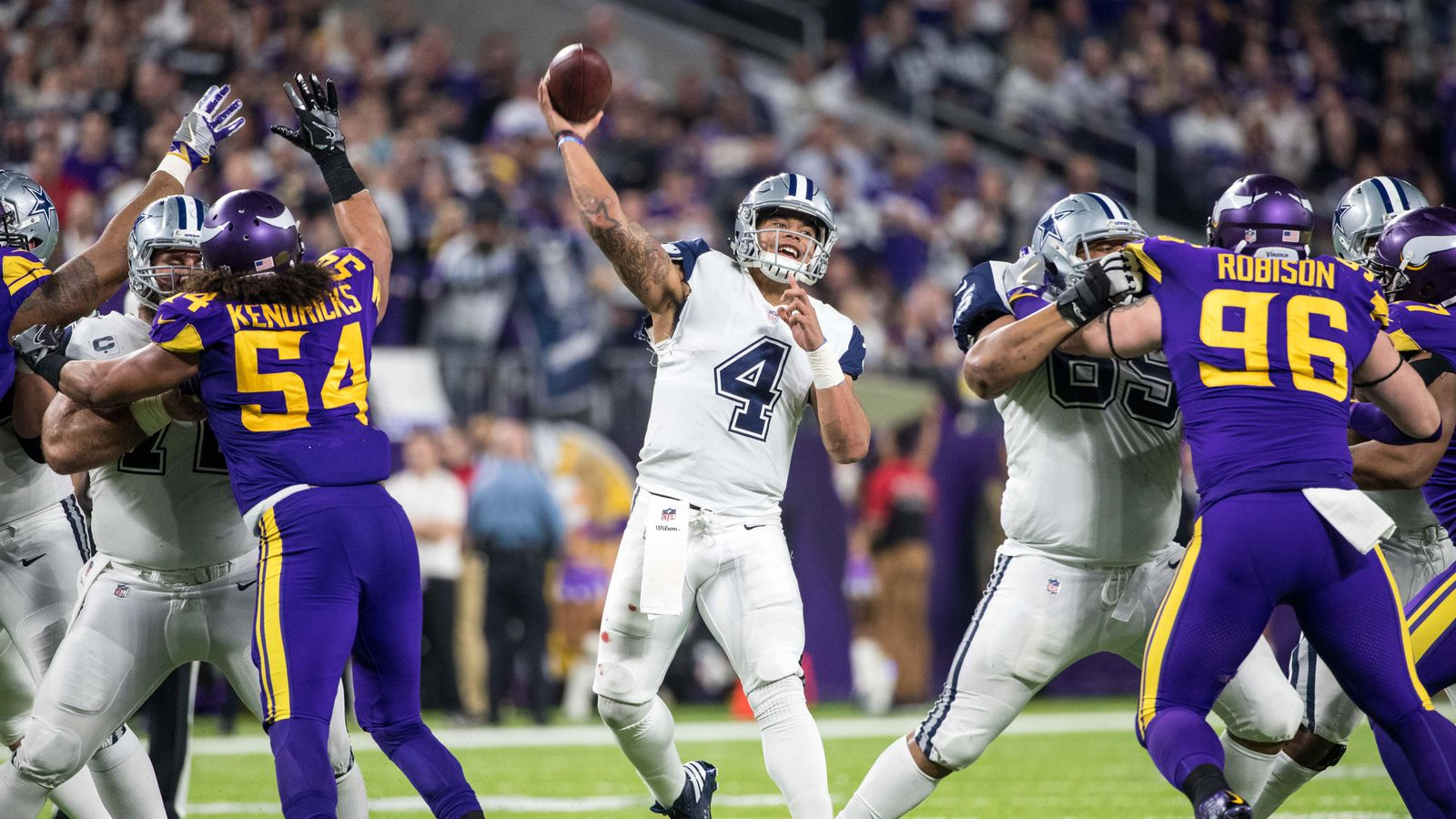 Dak And Zeke Report: Sloppy But Victorious In Cowboys Game ...