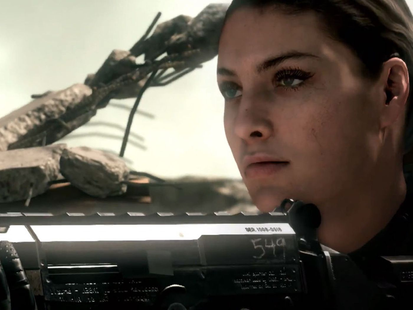 Why Call Of Duty Ghosts Finally Has Female Soldiers In