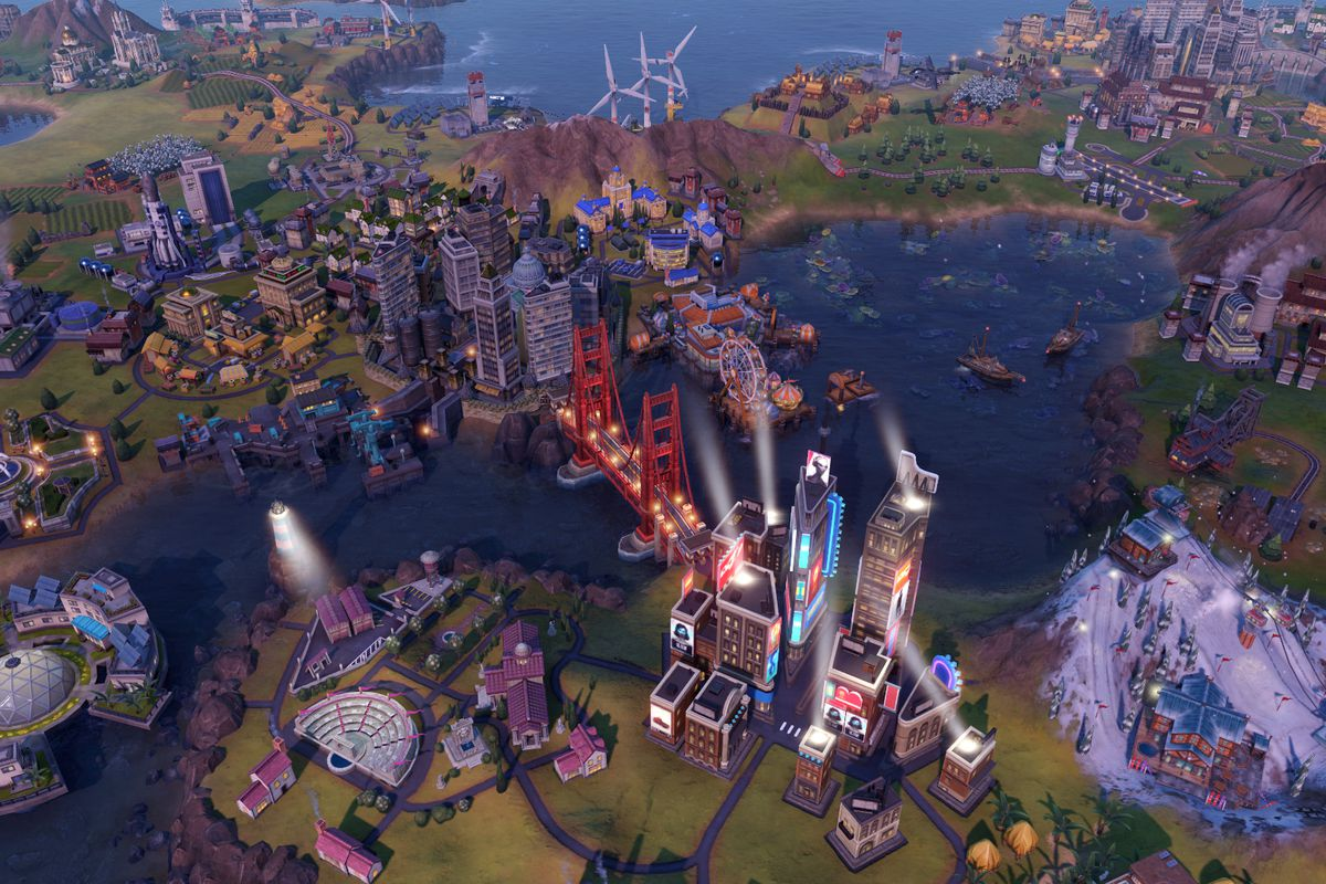 Civilization 6 expansion Gathering Storm will address