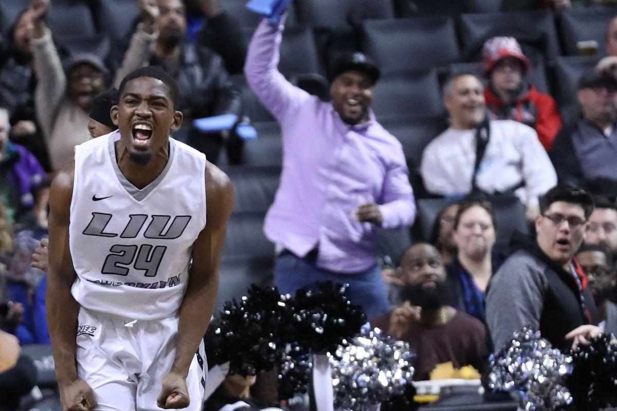 NCAA Basketball: LIU Brooklyn vs St. John's