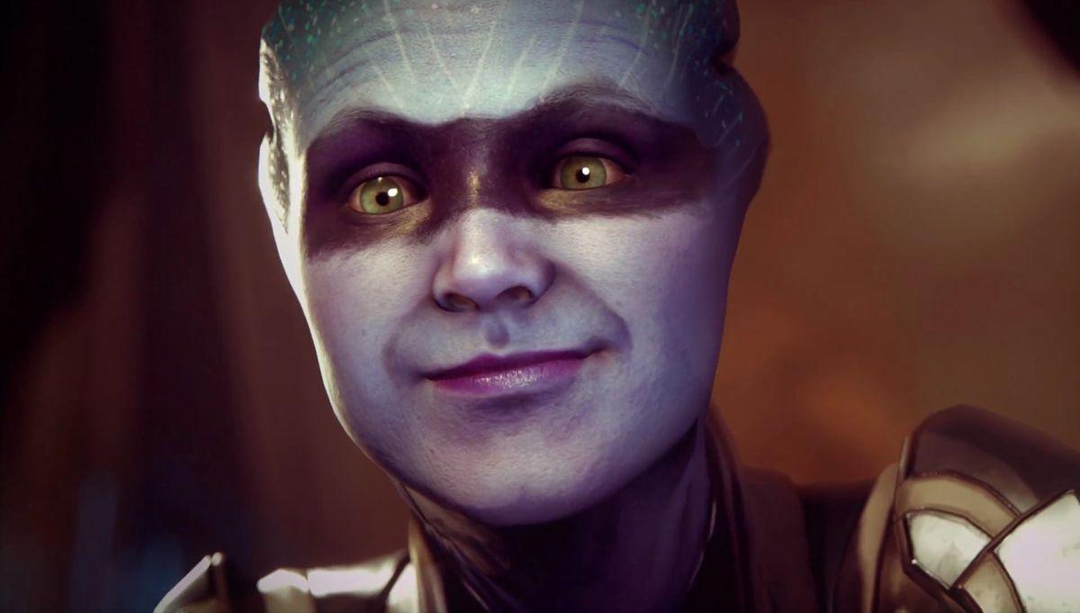 Asaari Mass Effect Andromeda
