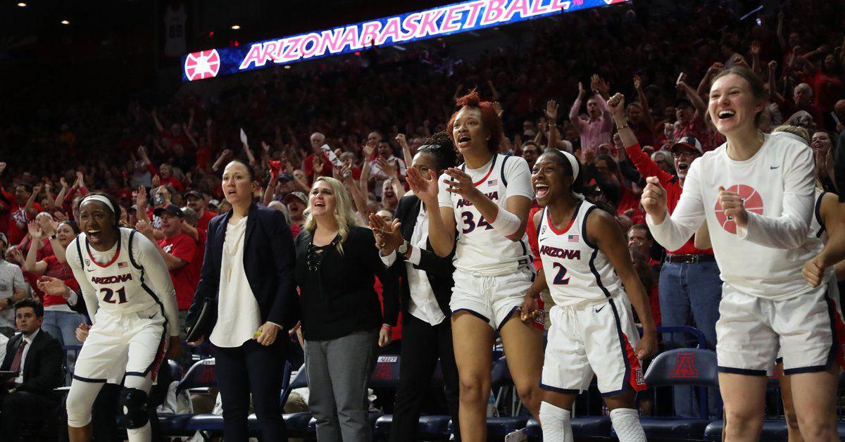 Arizona women's basketball outmuscles TCU to advance to ...