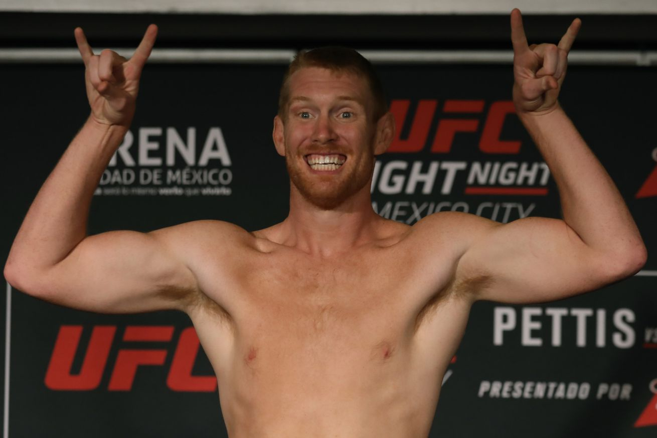 community news, UFC Fight Night 114 results: Sam Alvey sends Rashad Evans to fourth straight loss