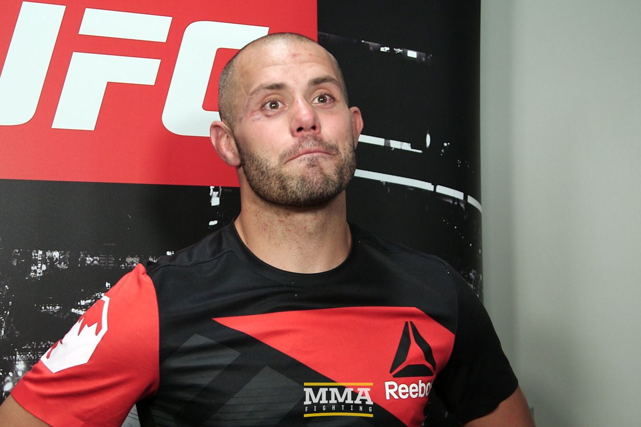 Chad Laprise explains why he wants to fight Mickey Gall next