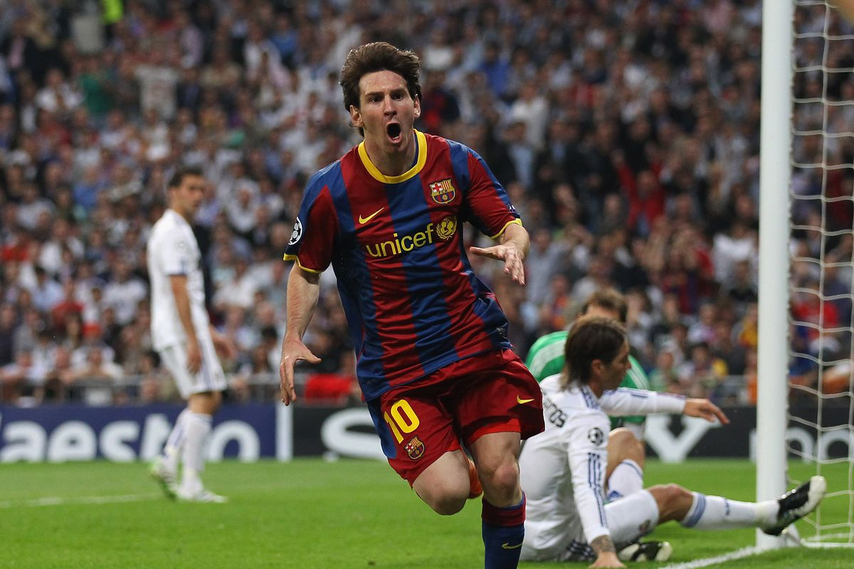 On this Day: Lionel Messi downs Real Madrid in the Champions League - Barca  Blaugranes