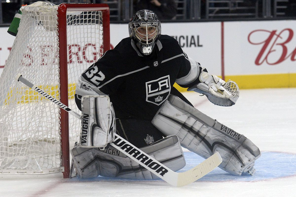 Seven Possible Reasons Why Jonathan Quick Was So Irritable ...