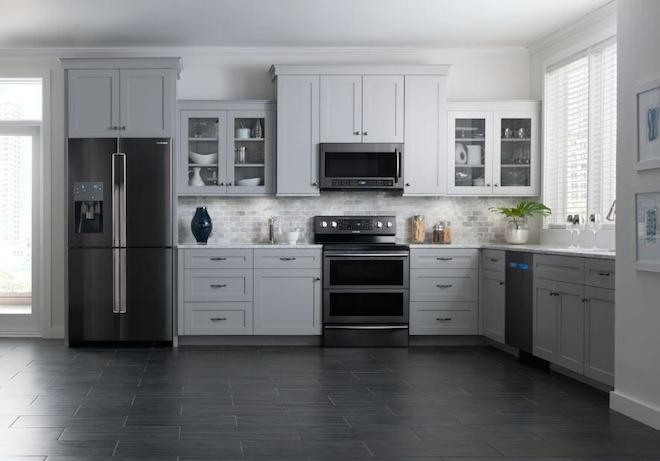 White Kitchen Stainless Steel Appliances let's talk about stainless steel appliances - curbed