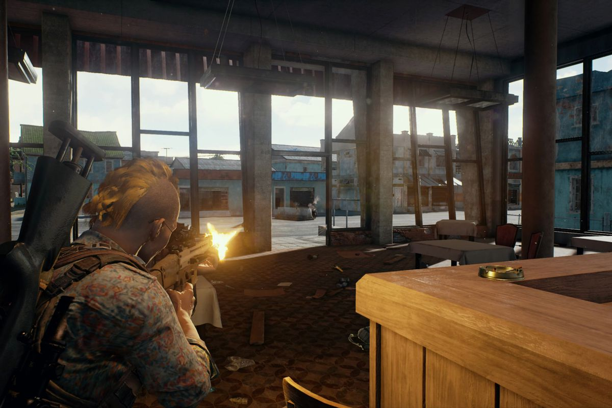 PlayerUnknown's Battlegrounds Xbox One File Size Revealed