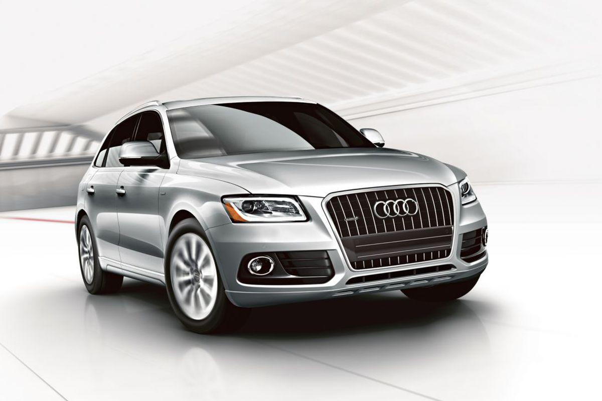 Audi's Q5 Hybrid