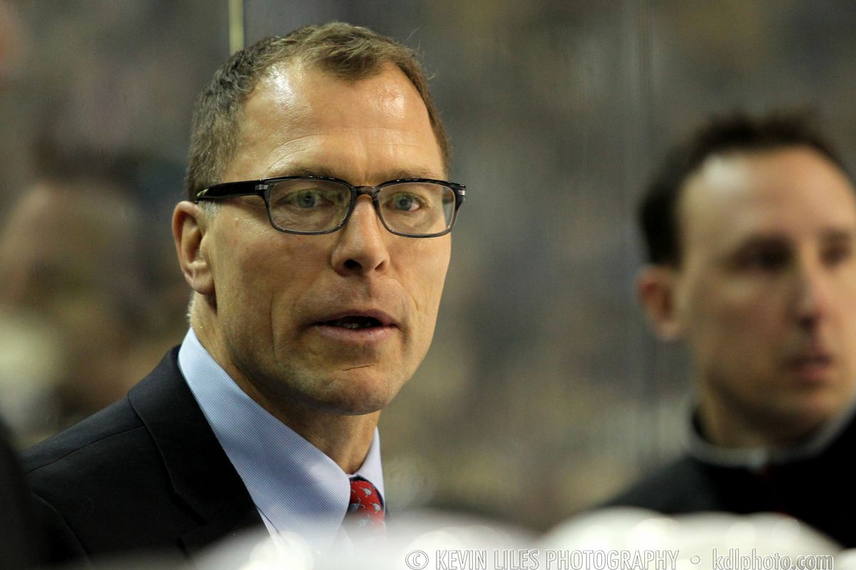 There's no historical picture in the stream of Scott Stevens' hit on Eric Lindros.  Instead, here's a current picture of Stevens. I still wouldn't mess with him.