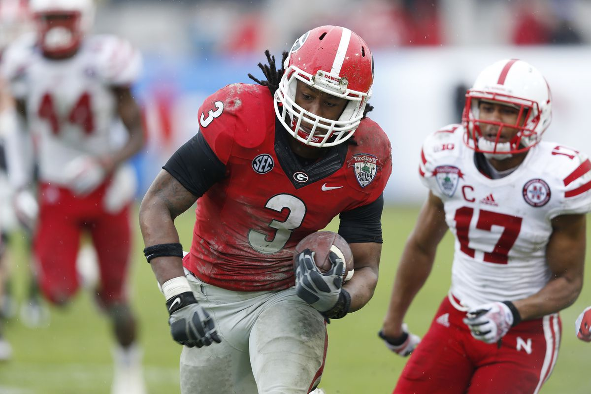 Gurley is a MAN.